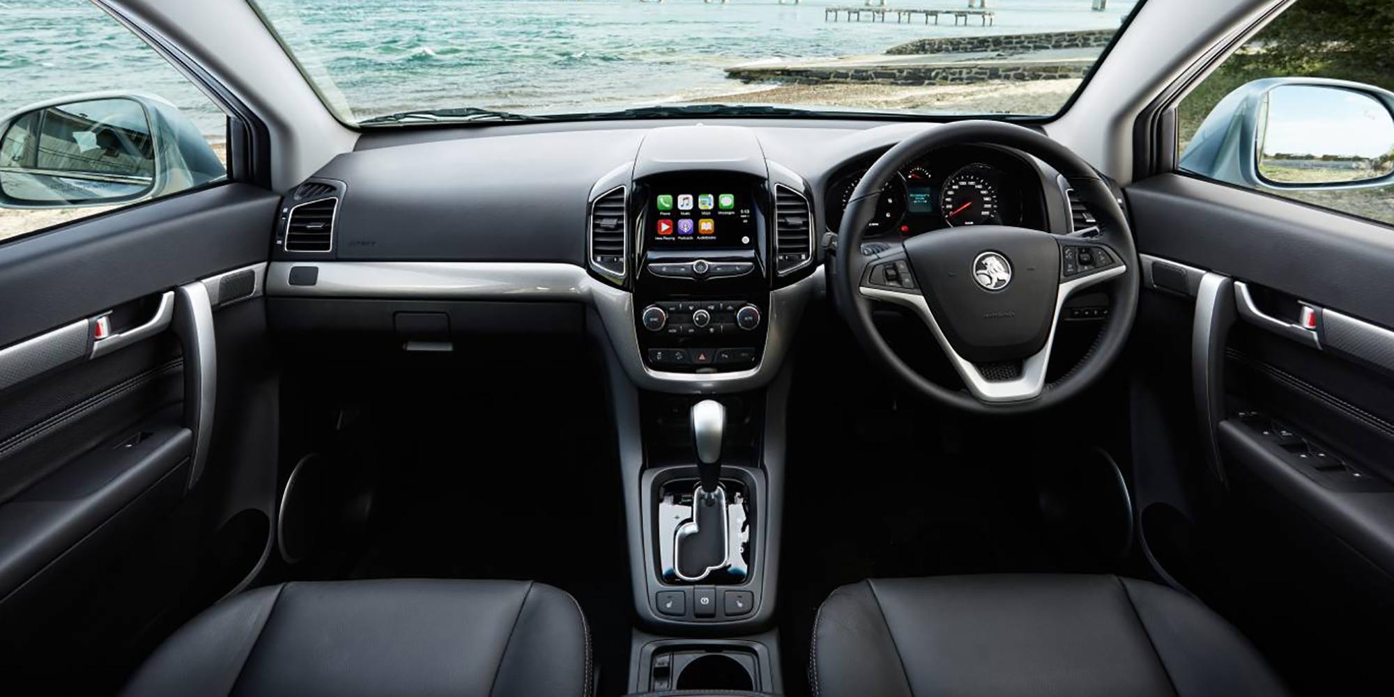 2018 Holden Captiva updates announced - Photos
