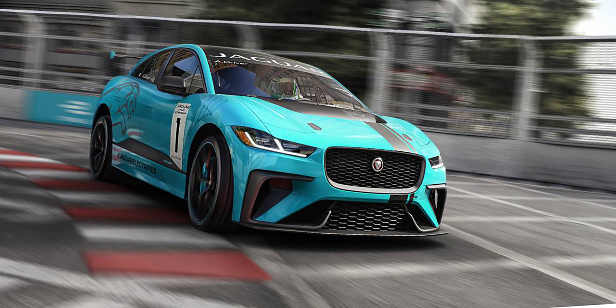 Mazda 6 Sport >> Jaguar I-Pace eTrophy: Electric cat gets its own racing series - Photos