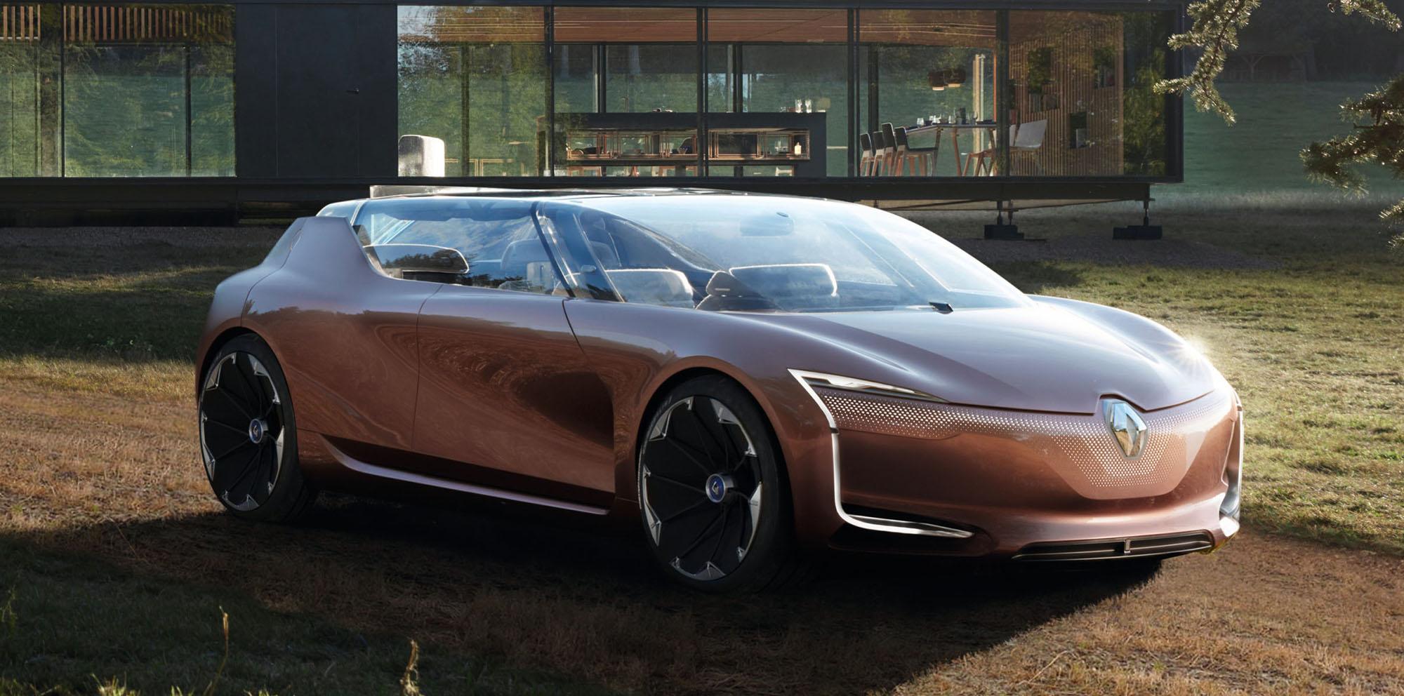 Renault Symbioz house and autonomous car concept unveiled ...