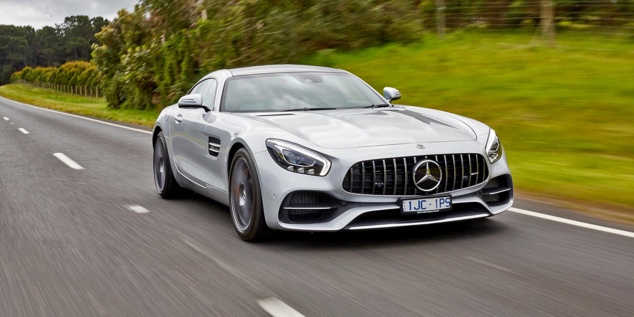 Mercedes Amg Gts Price Australia