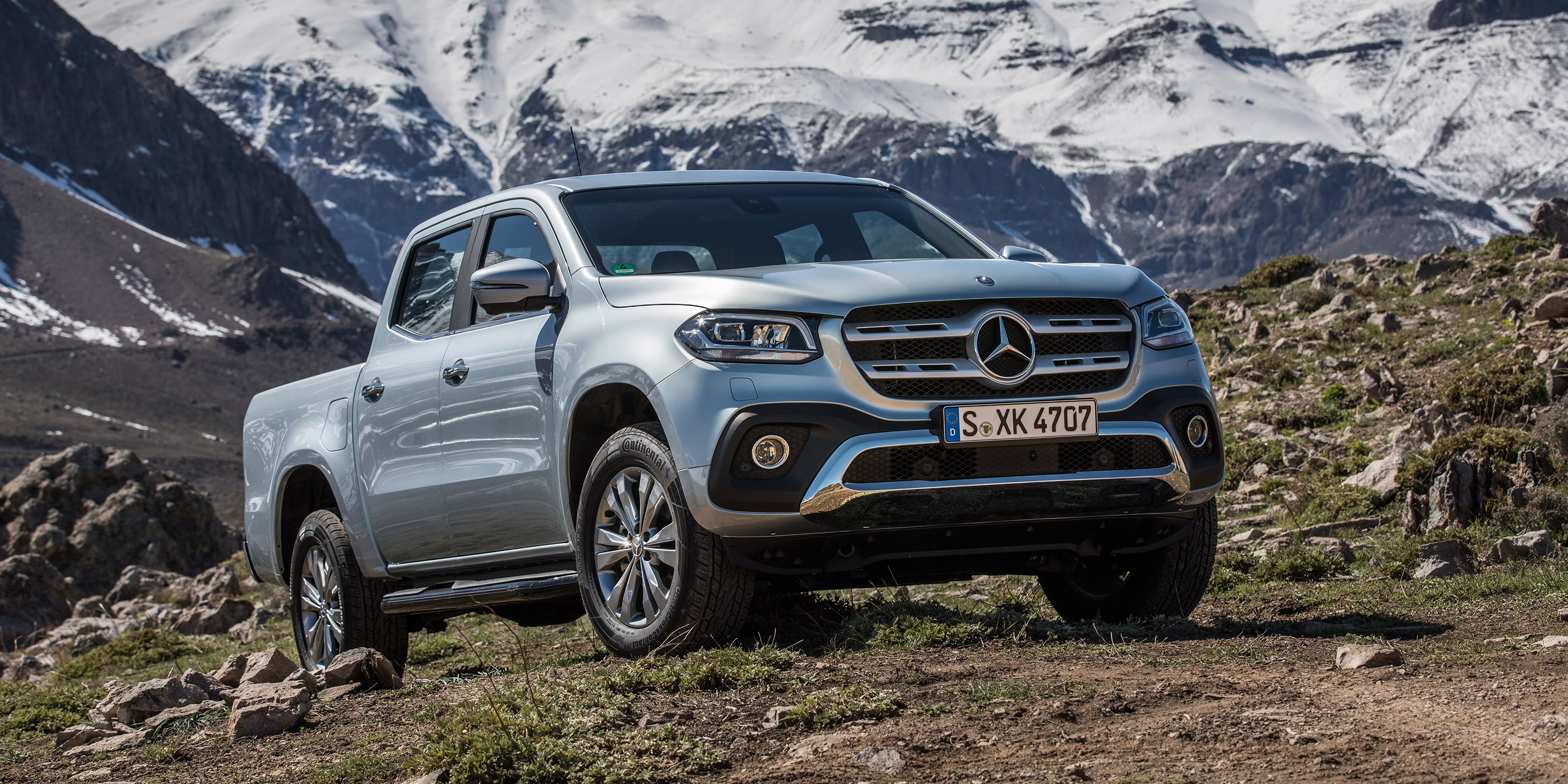2018 mercedes benz x class pricing and specs photos. Black Bedroom Furniture Sets. Home Design Ideas