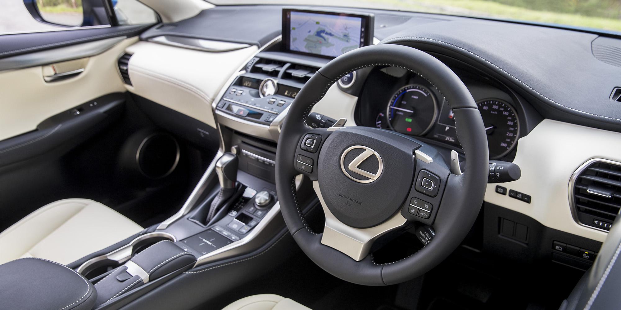 Lexus Nx 2018 Specs >> 2018 Lexus NX pricing and specs - Photos (1 of 38)