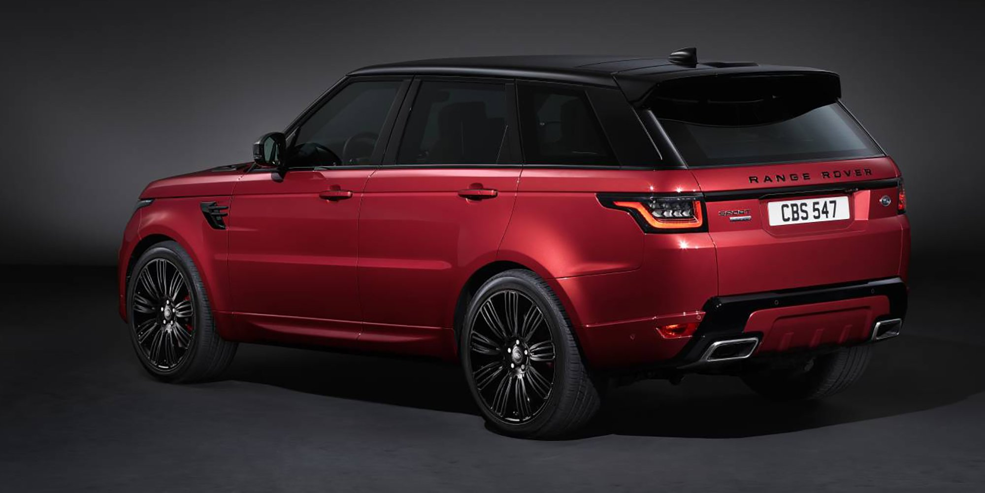 2018 range rover sport revealed here in april with phev option photos. Black Bedroom Furniture Sets. Home Design Ideas