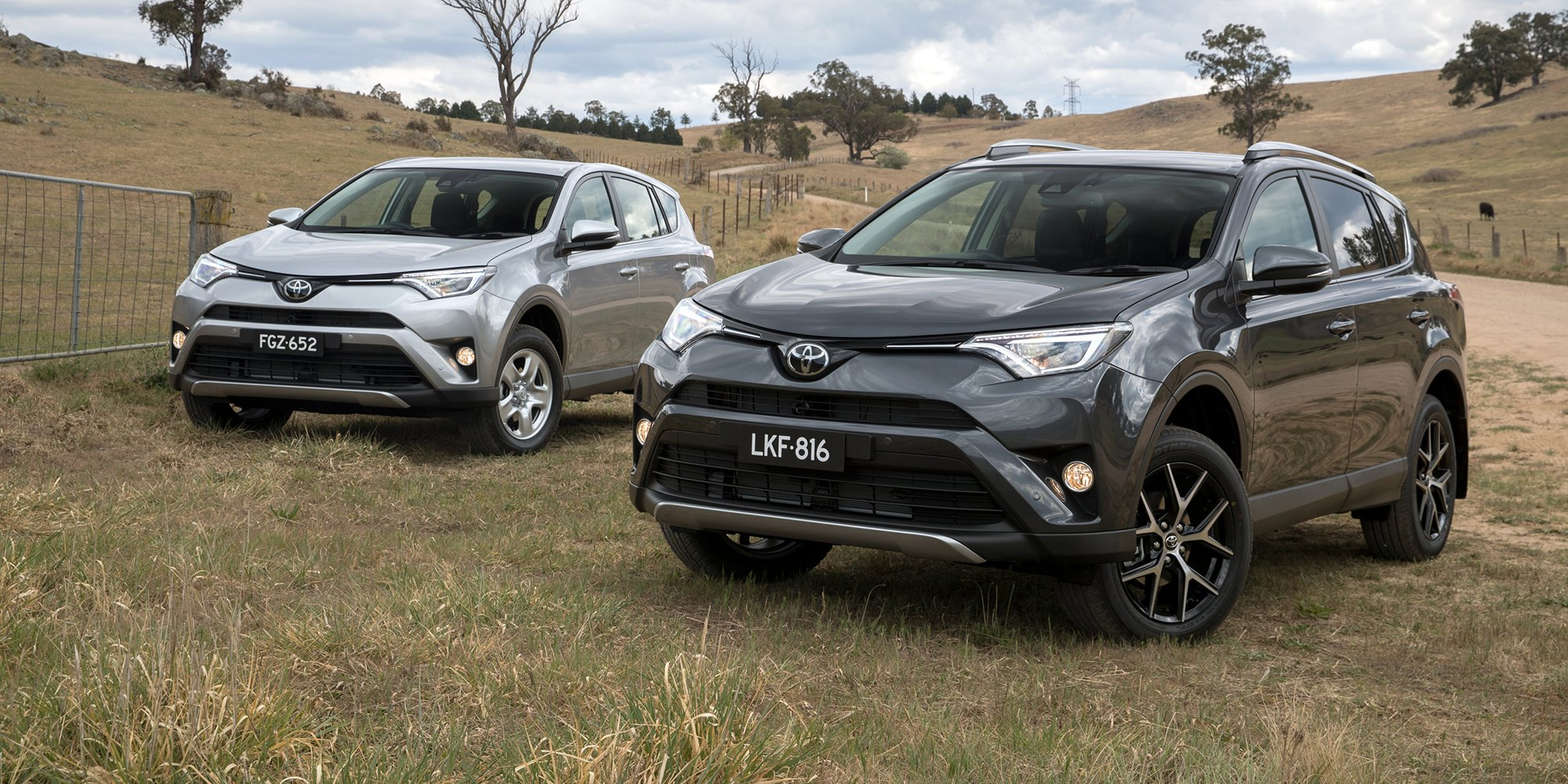 Ford Ranger 2017 >> 2018 Toyota RAV4 pricing and specs - Photos (1 of 9)