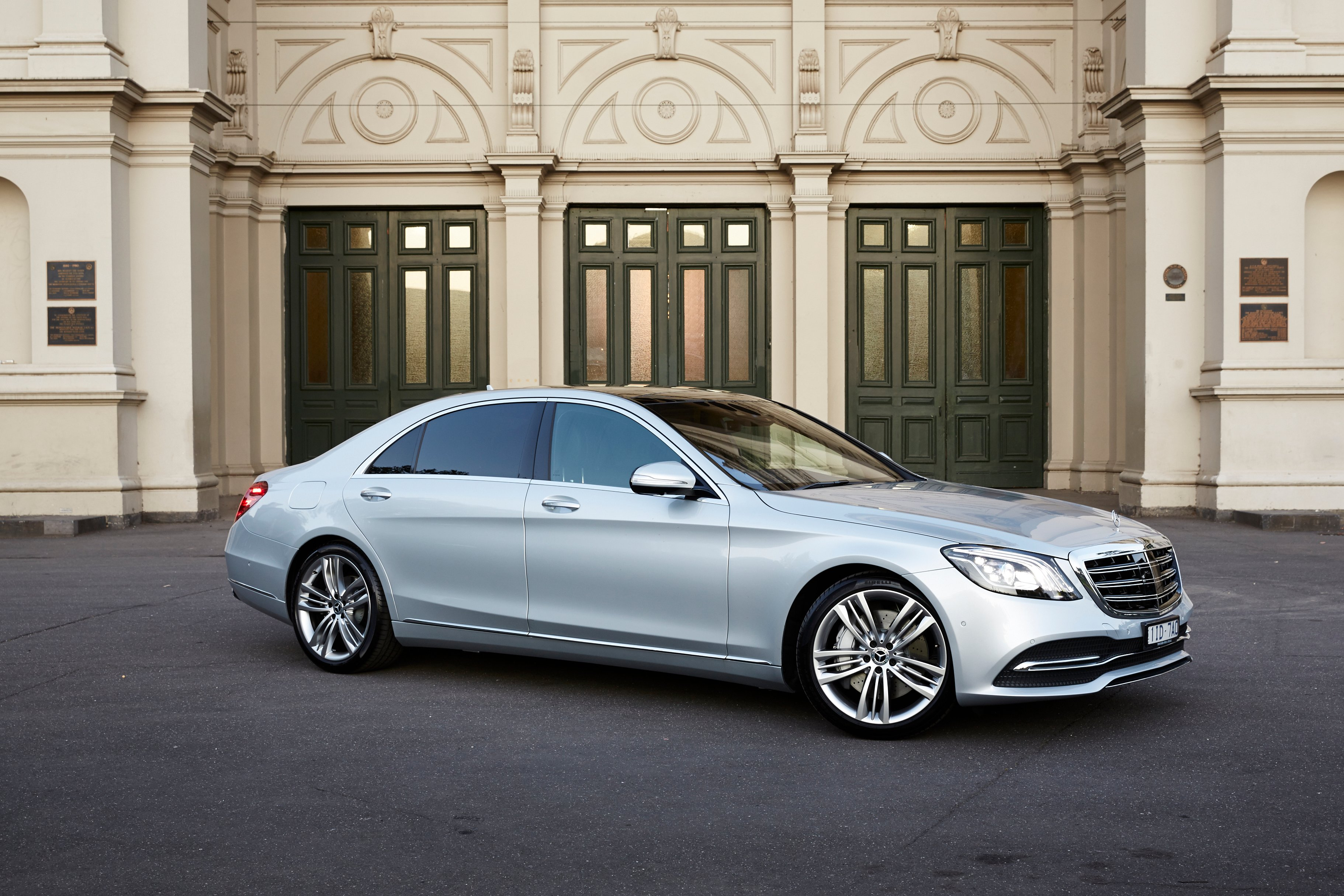 2018 Mercedes-Benz S-Class pricing and specs - Photos (1 of 3)