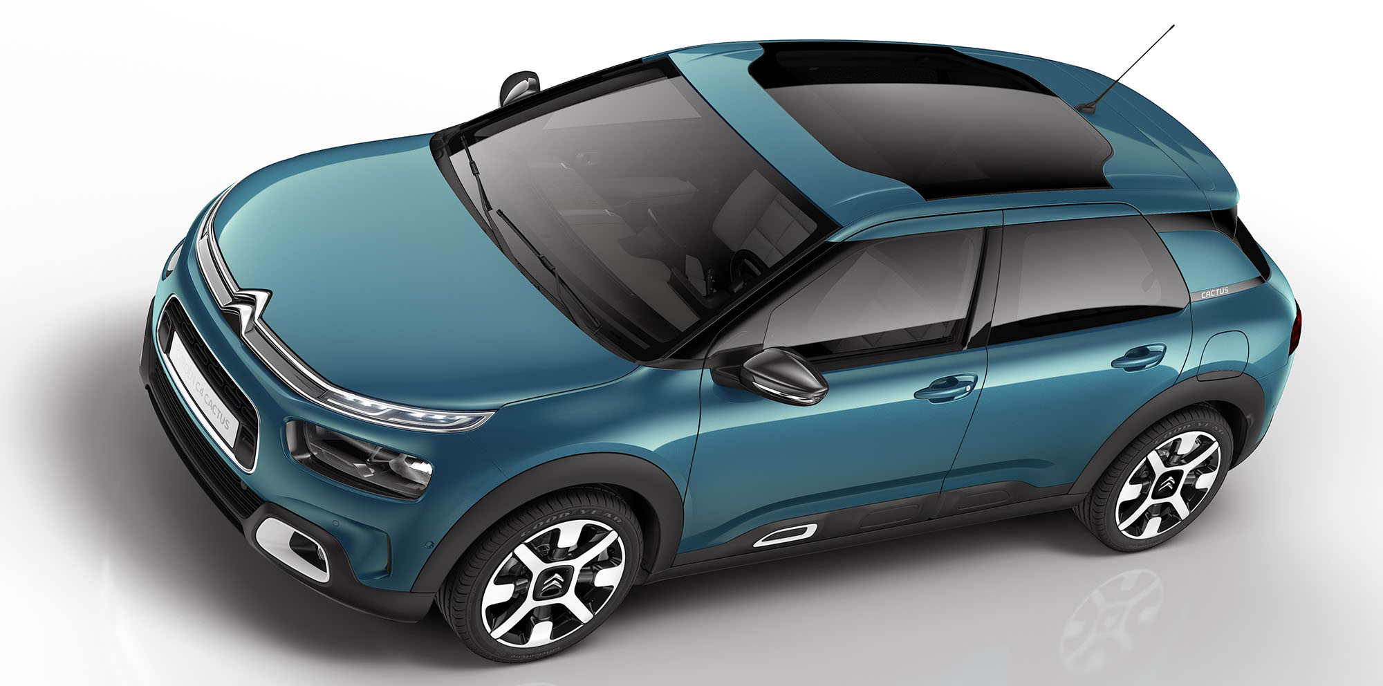 2019 citroen c4 cactus facelift unveiled photos. Black Bedroom Furniture Sets. Home Design Ideas