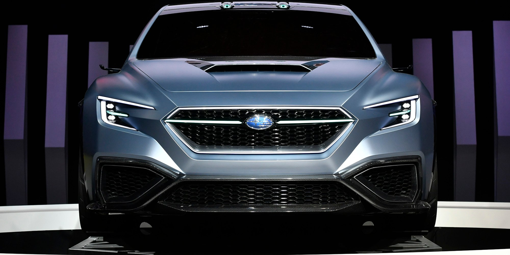 Subaru VIZIV Performance concept revealed - Photos
