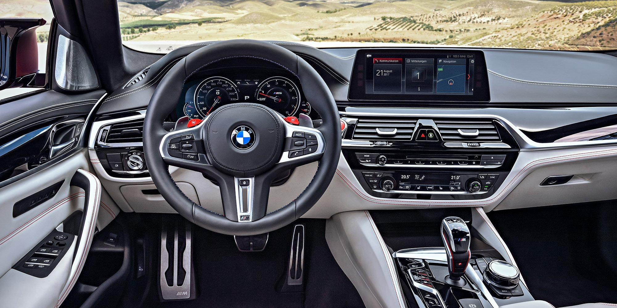 2018 bmw m5 pricing and specs photos. Black Bedroom Furniture Sets. Home Design Ideas