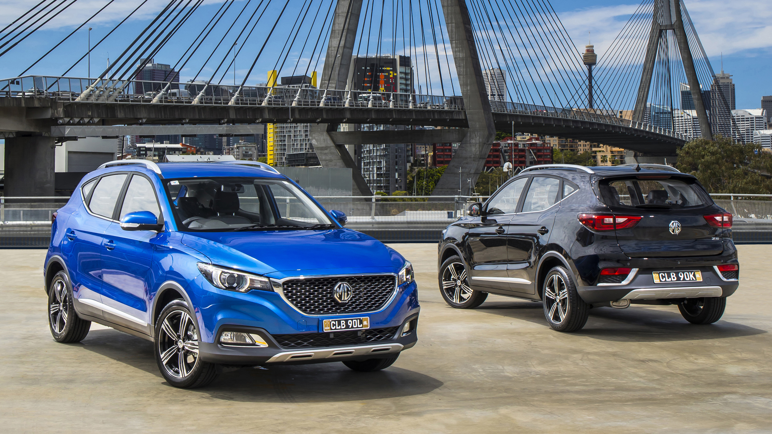2018 Mg Zs Pricing And Specs Photos
