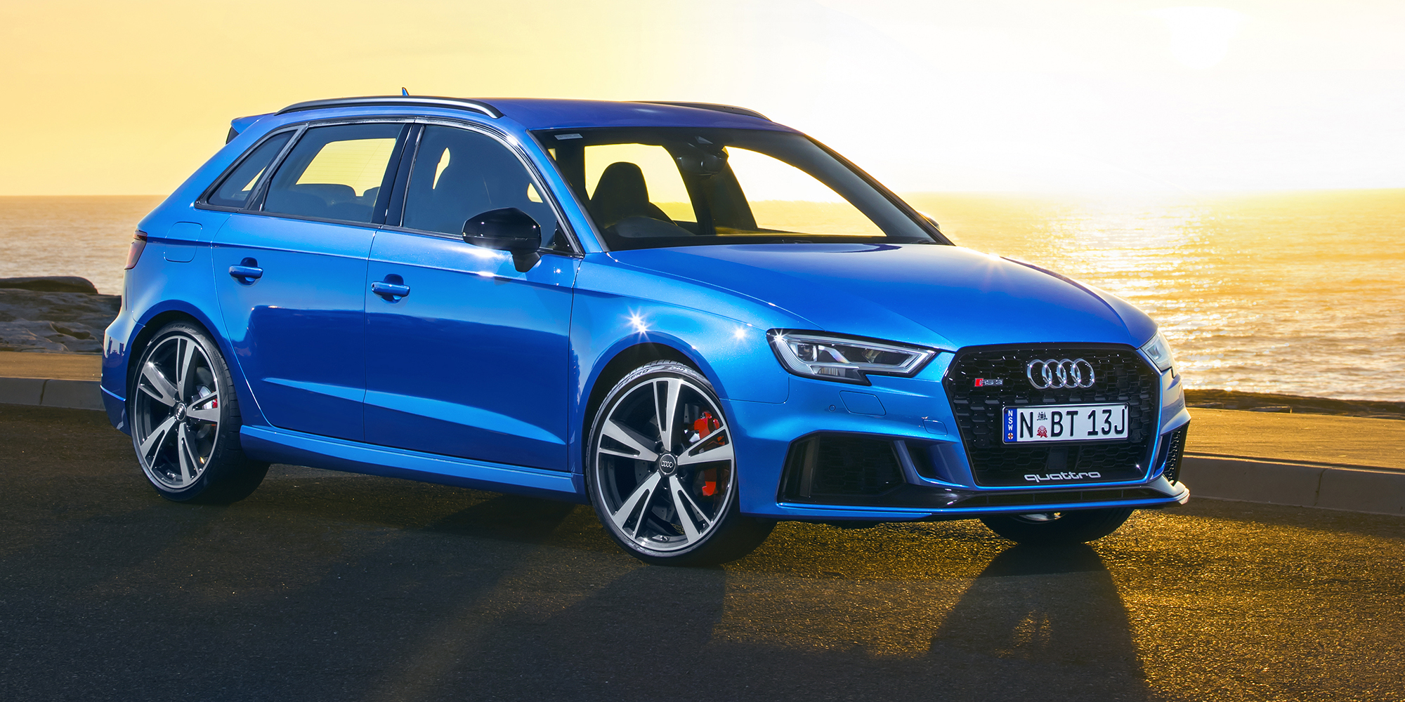 2018 audi rs3 sportback pricing and specs photos. Black Bedroom Furniture Sets. Home Design Ideas