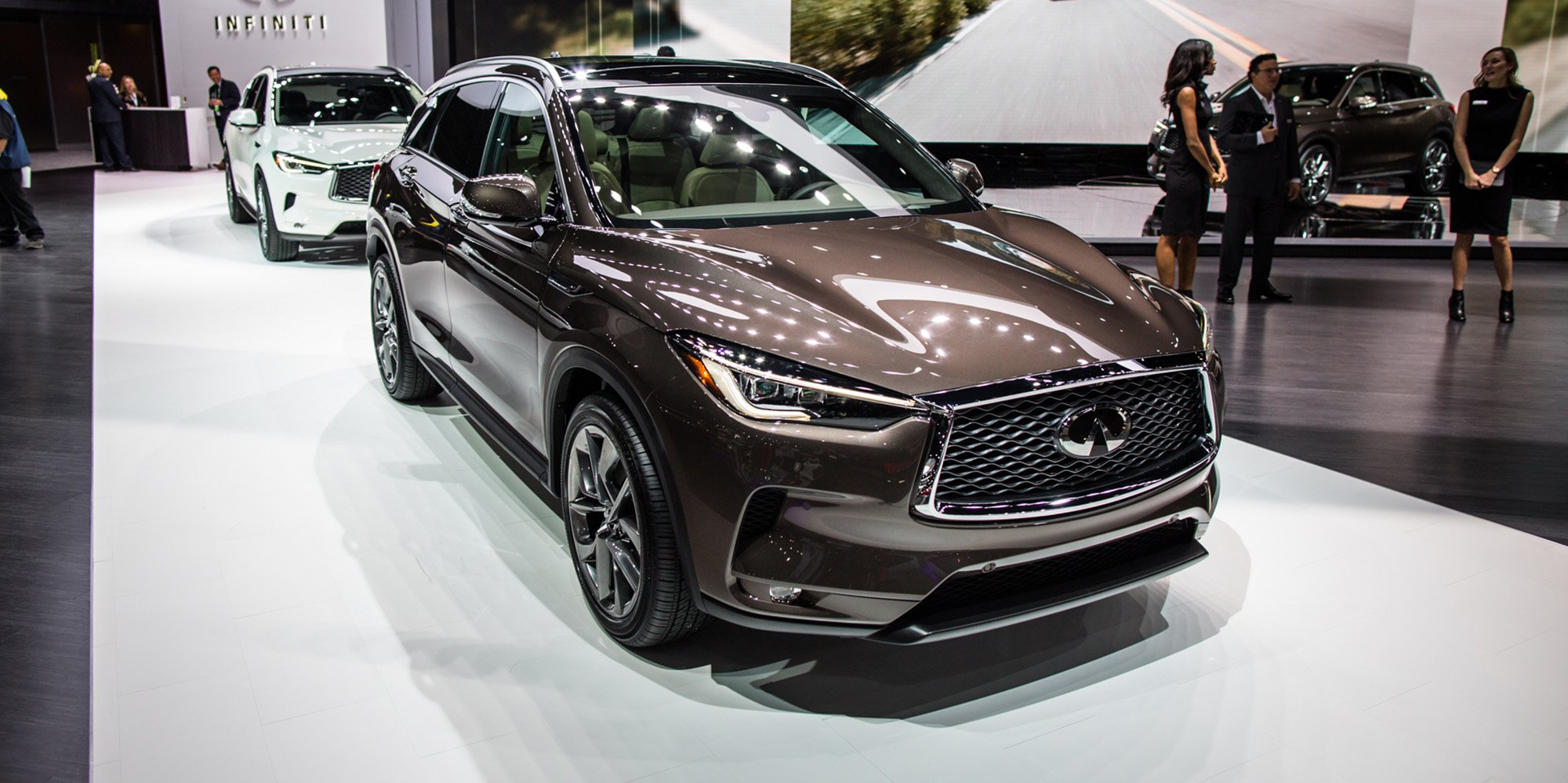 2018 Infiniti QX50 fully unveiled in LA - photos | CarAdvice