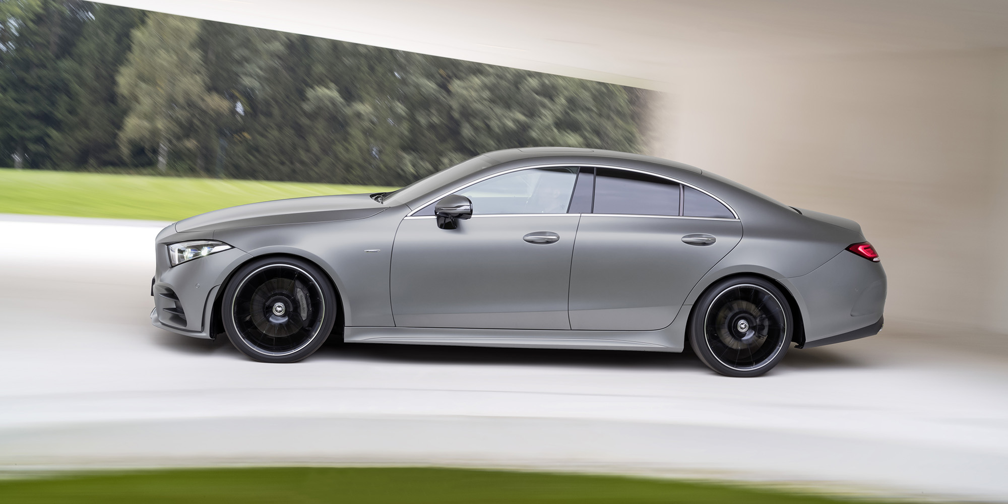 2018 mercedes benz cls revealed photos for Mercedes benz car picture gallery