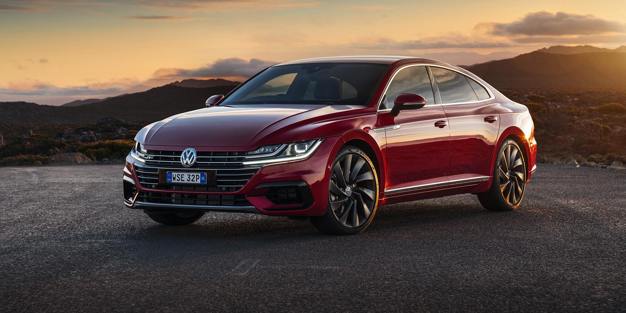 2018 Volkswagen Arteon pricing and specs - Photos