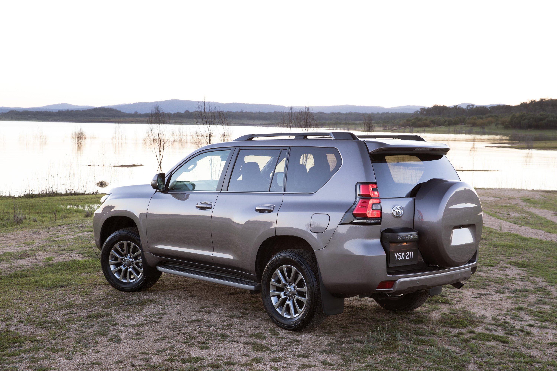 Toyota Land Cruiser Prado Price >> 2018 Toyota LandCruiser Prado pricing and specs - Photos