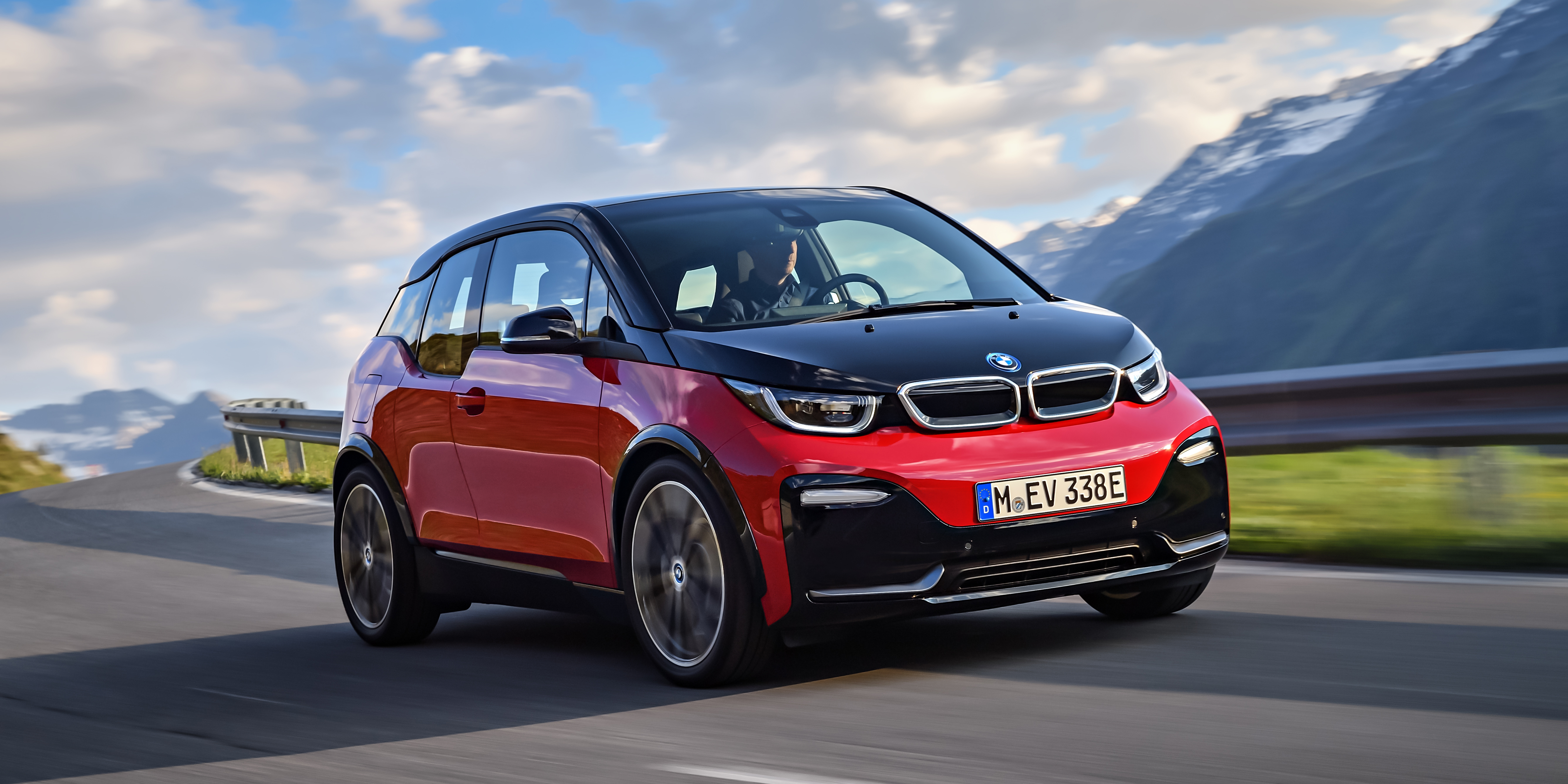 2018 bmw i3 and i3s pricing and specs photos. Black Bedroom Furniture Sets. Home Design Ideas