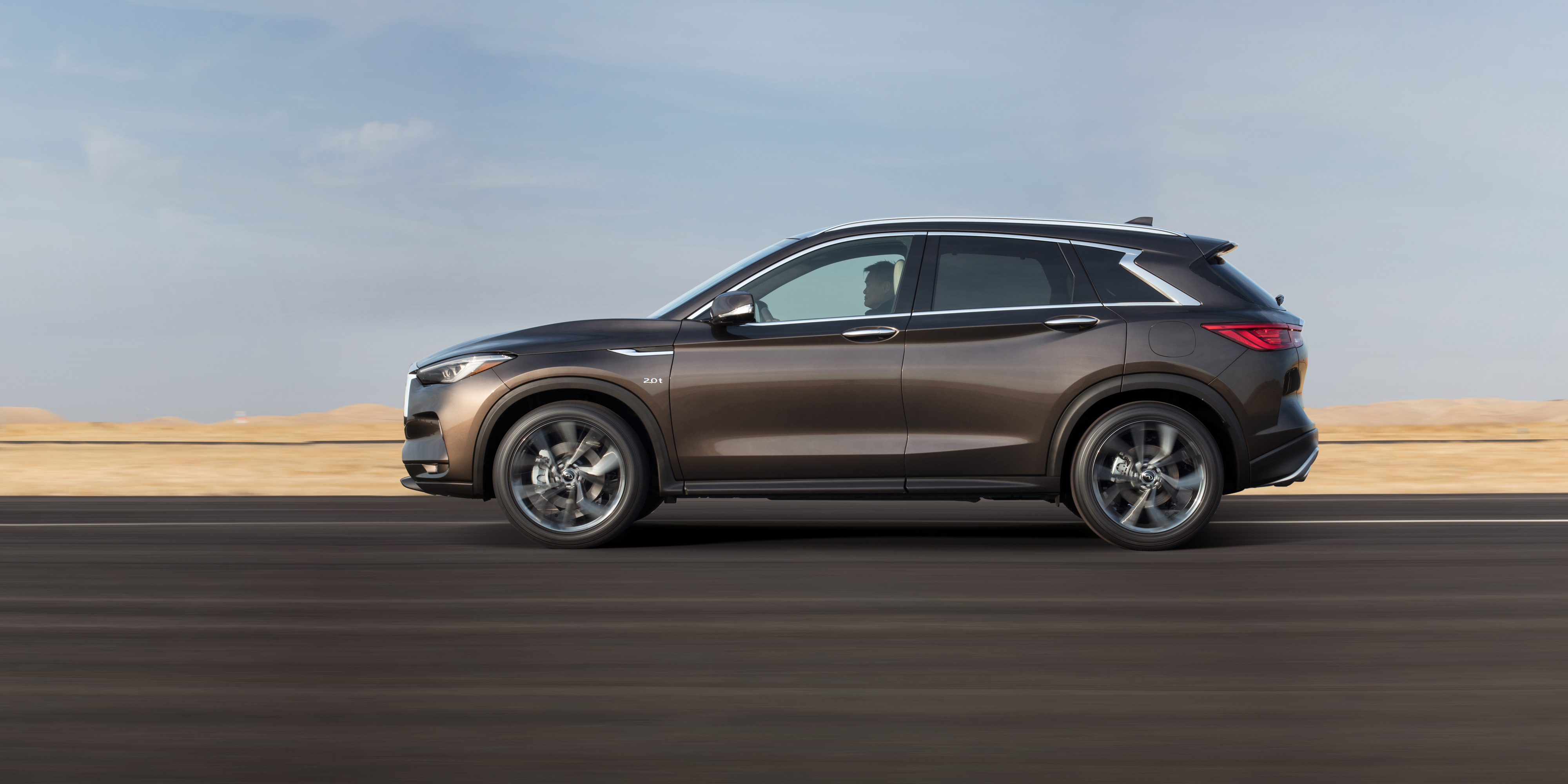 2018 Infiniti Qx50 Fully Unveiled In La Photos 1 Of 19