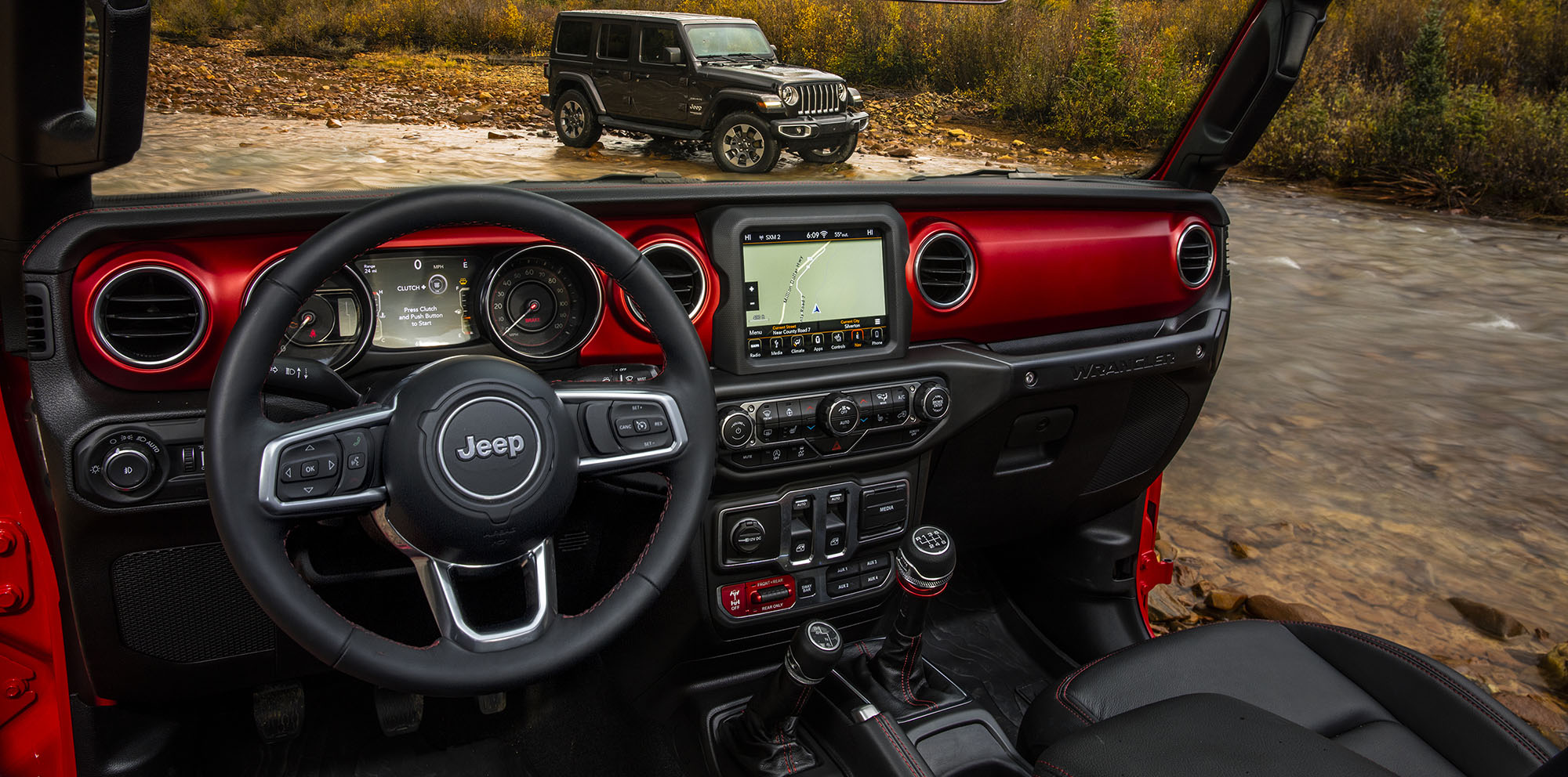 2018 jeep wrangler interior revealed photos