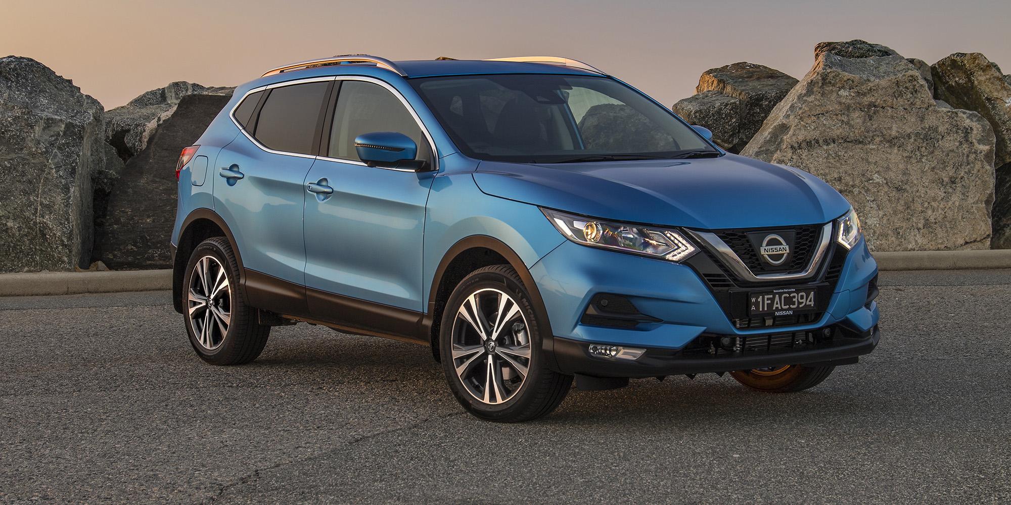 2018 Nissan Qashqai pricing and specs - photos | CarAdvice