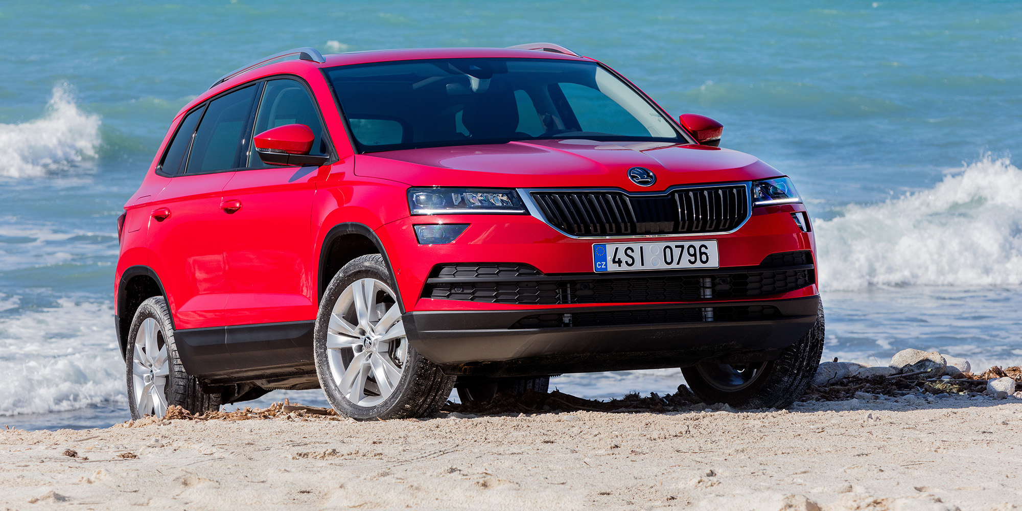 2018 skoda karoq local arm aiming for 30 000 entry point photos. Black Bedroom Furniture Sets. Home Design Ideas