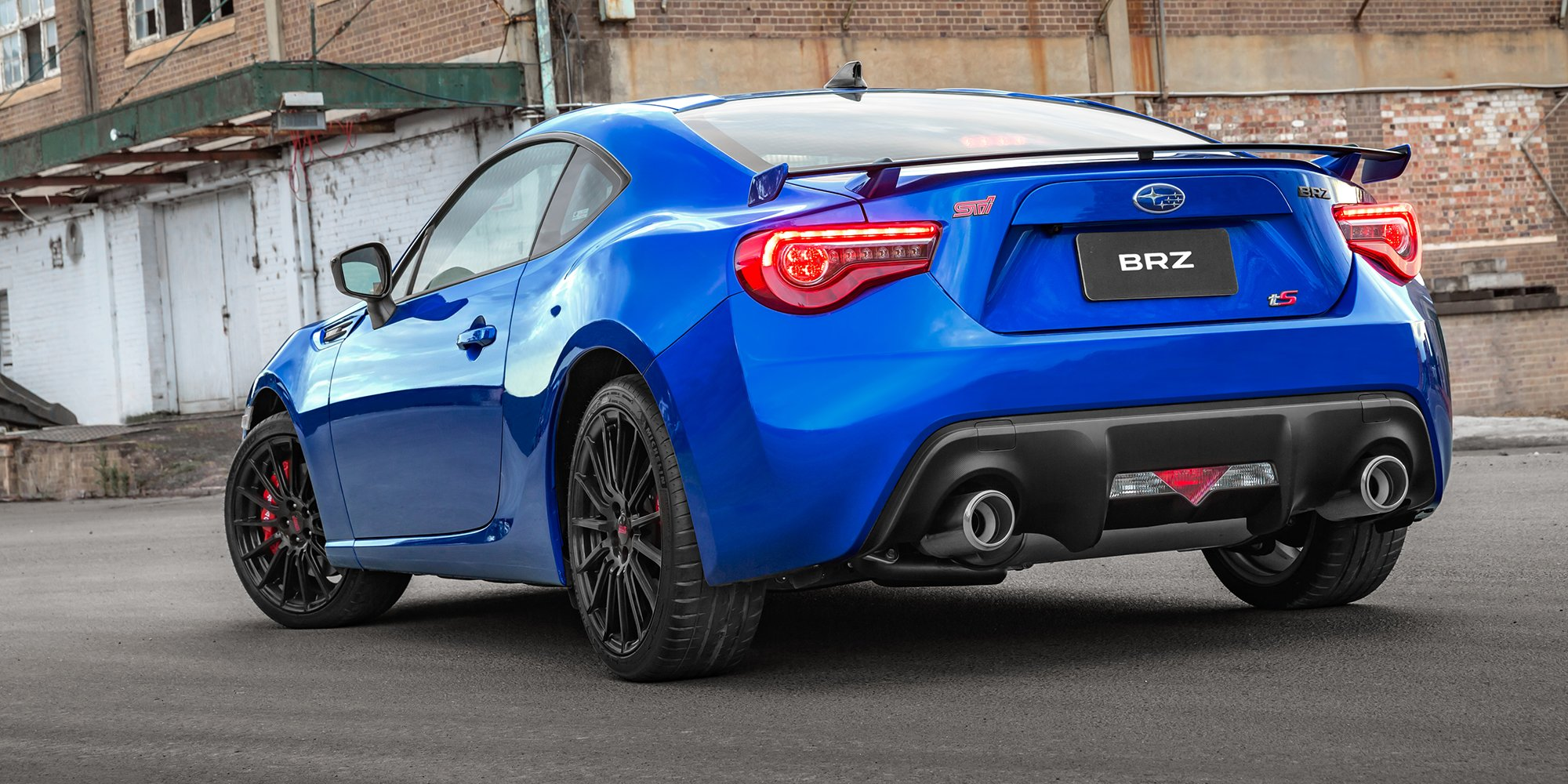 2018 Subaru Brz Pricing And Specs Photos