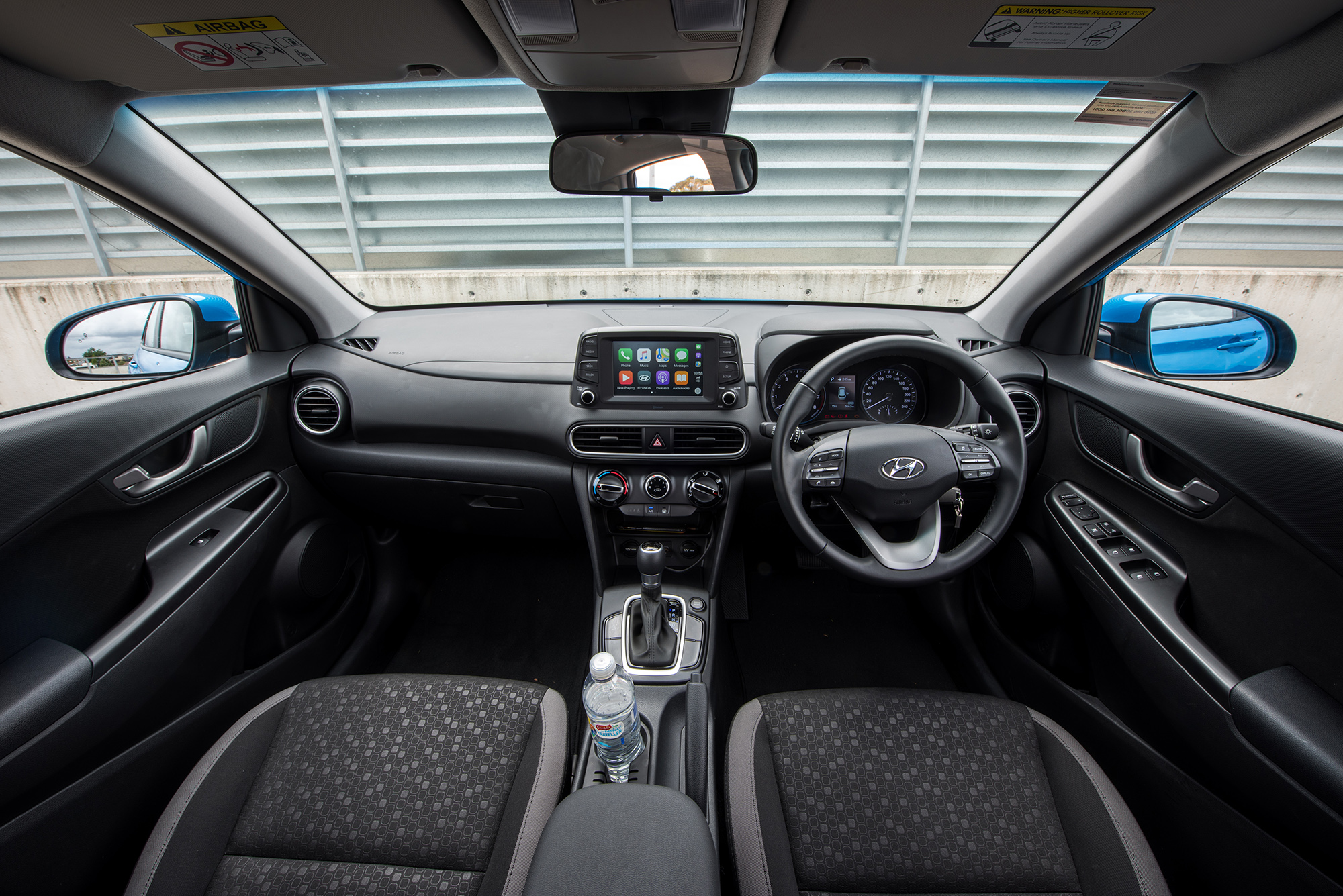 2018 Hyundai Kona Active v Nissan Qashqai ST - Photos