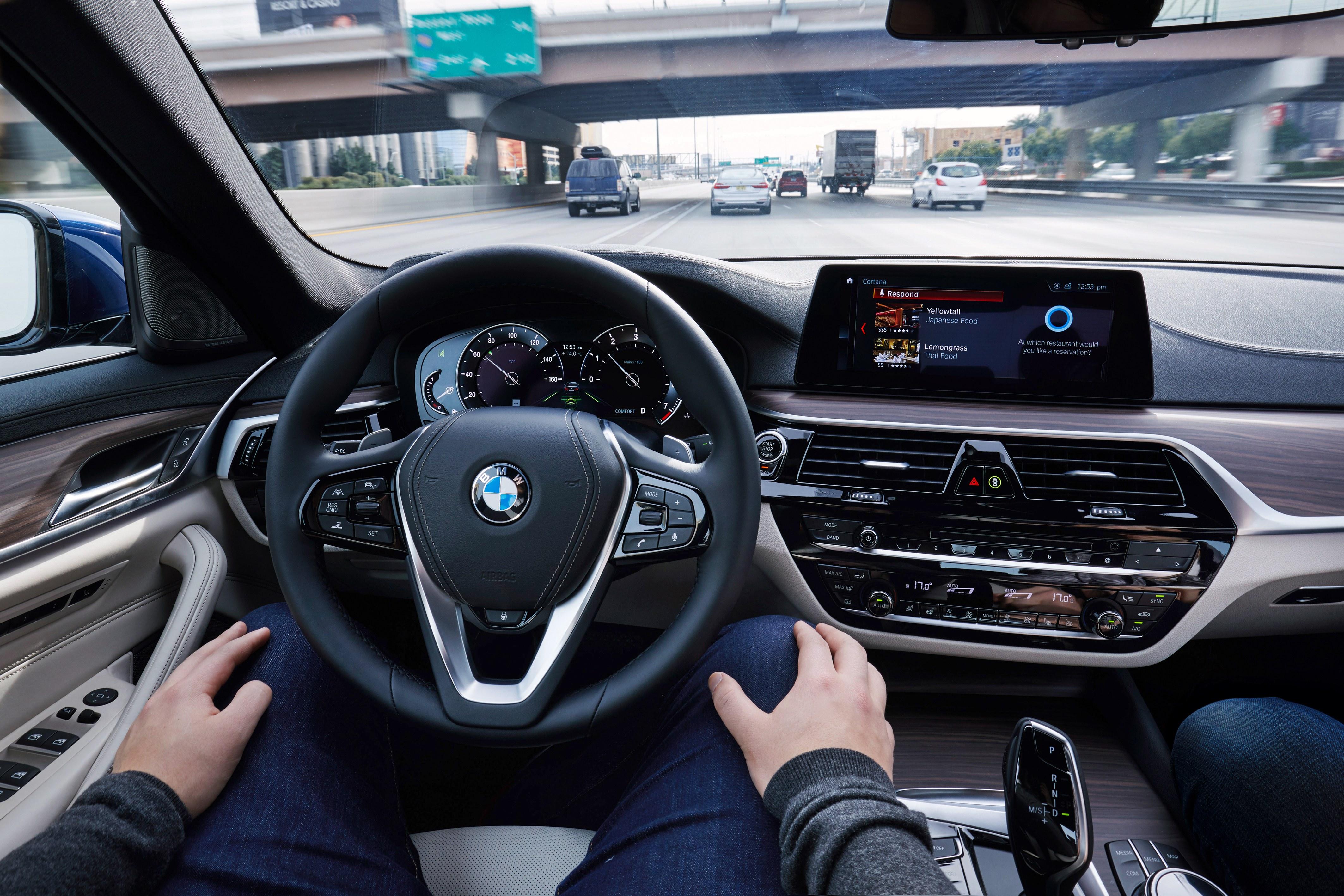 BMW autonomous vehicles coming in 2021 - Photos
