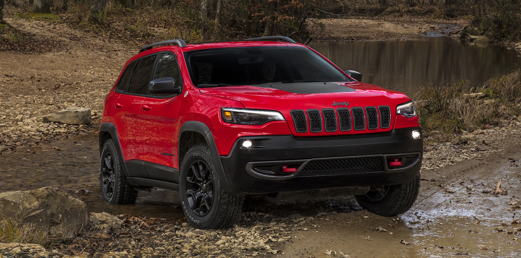 2018 Jeep Cherokee facelift unveiled - Photos