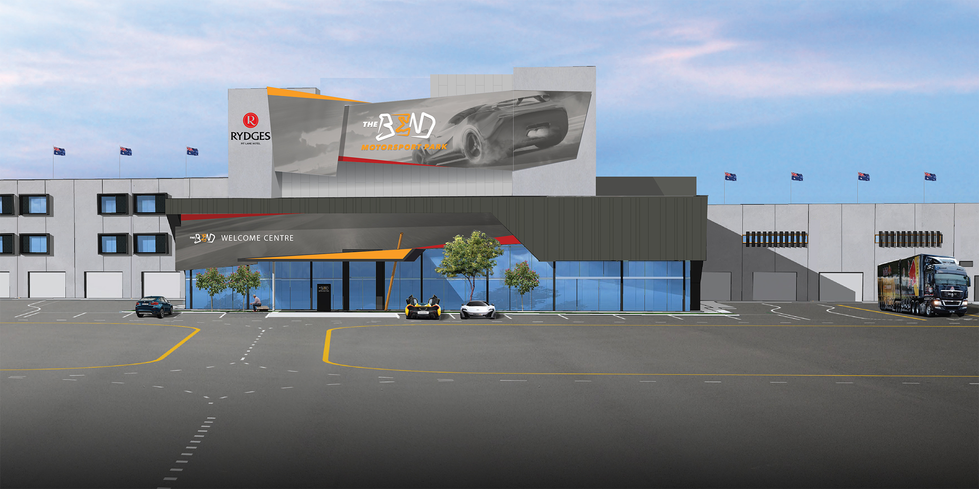 Hyundai Of Bend >> Trackside hotel announced for South Australia's The Bend Motorsport Park - Photos
