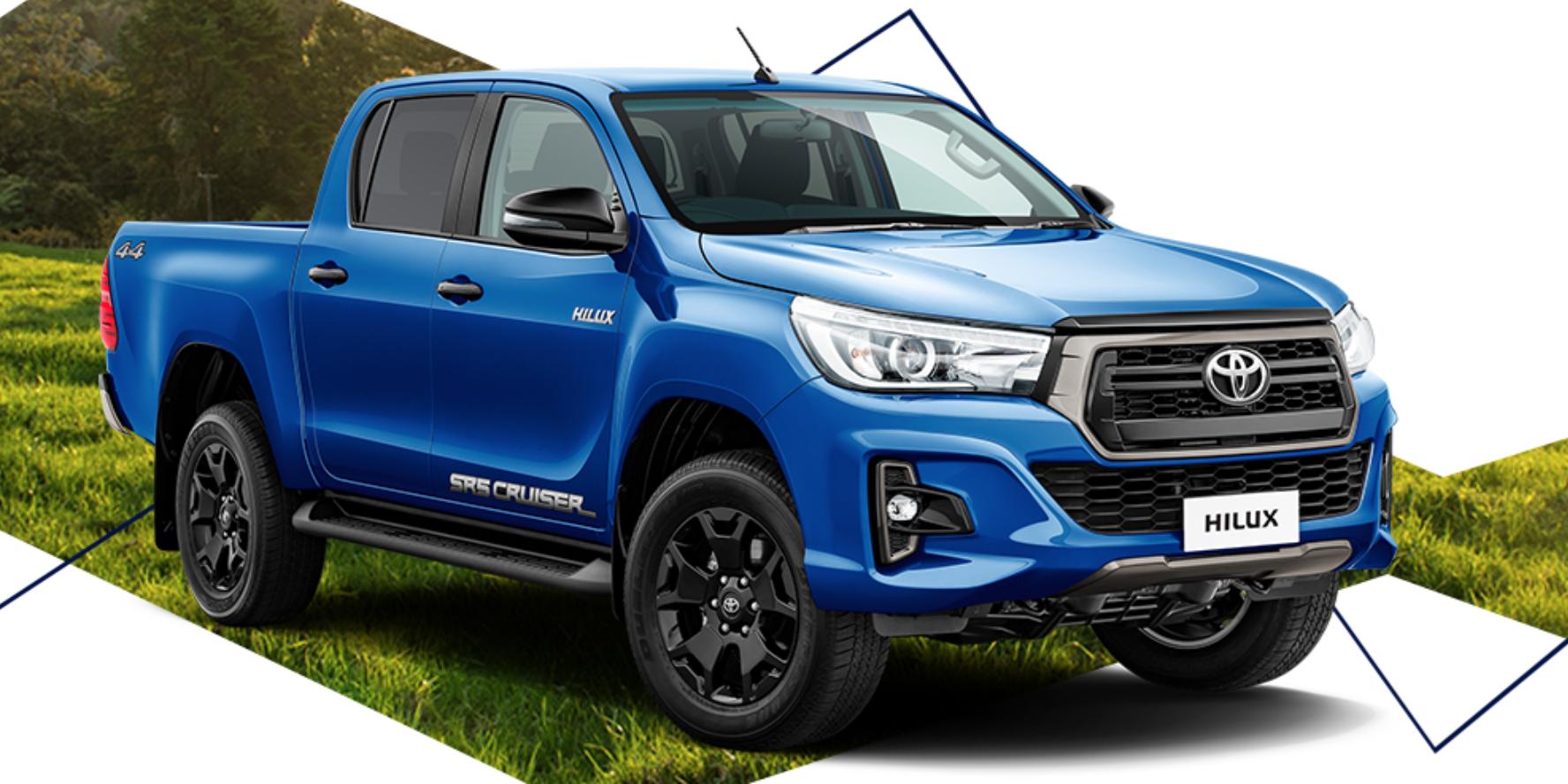 Toyota HiLux SR5 Cruiser Bound For NZ, No Word On