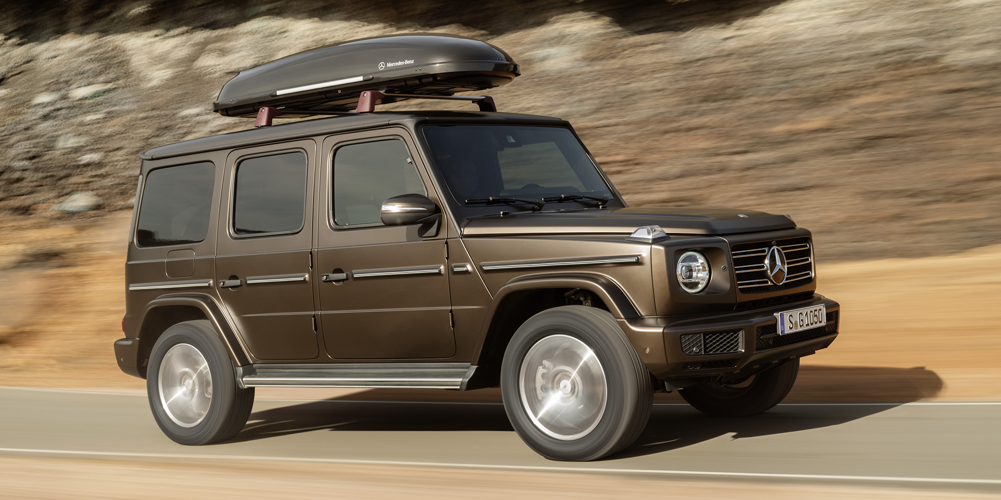 2019 mercedes benz g class revealed photos for Mercedes benz under 30000