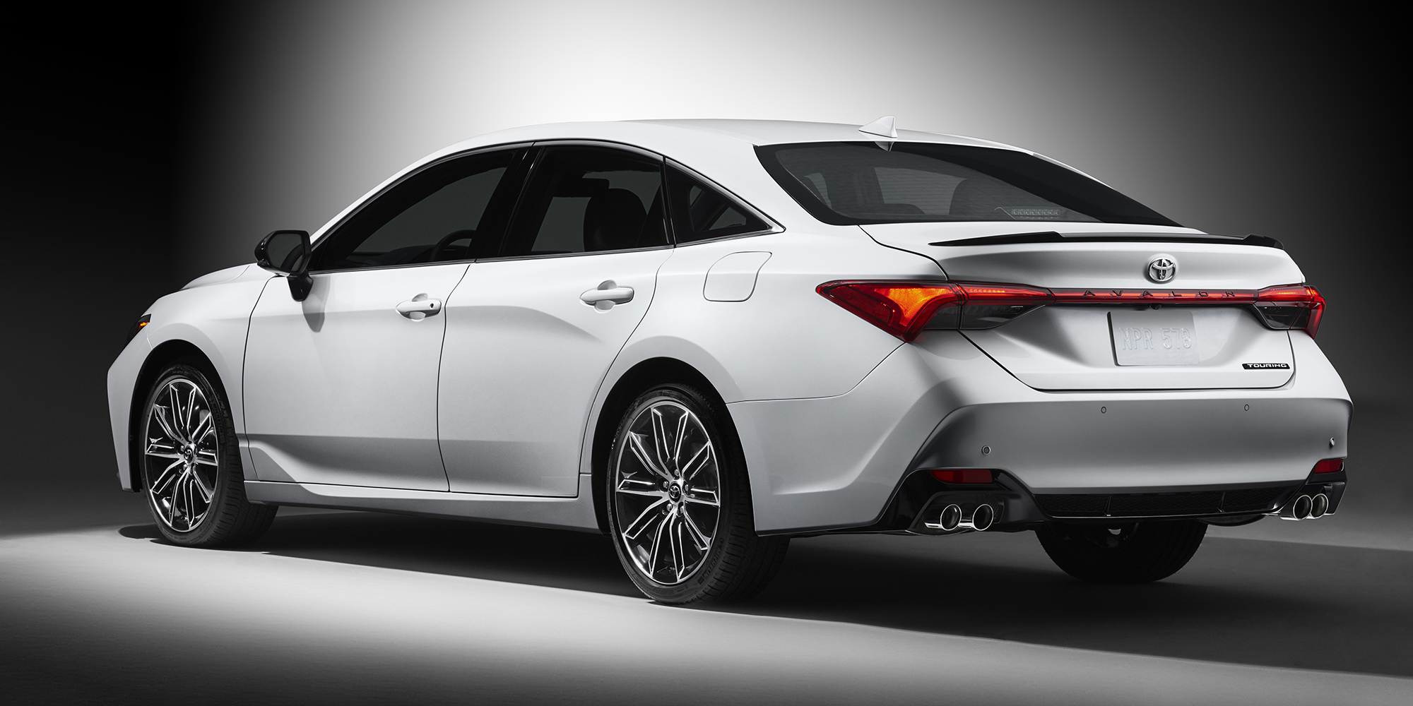 2019 Toyota Avalon Revealed UPDATE Photos CarAdvice