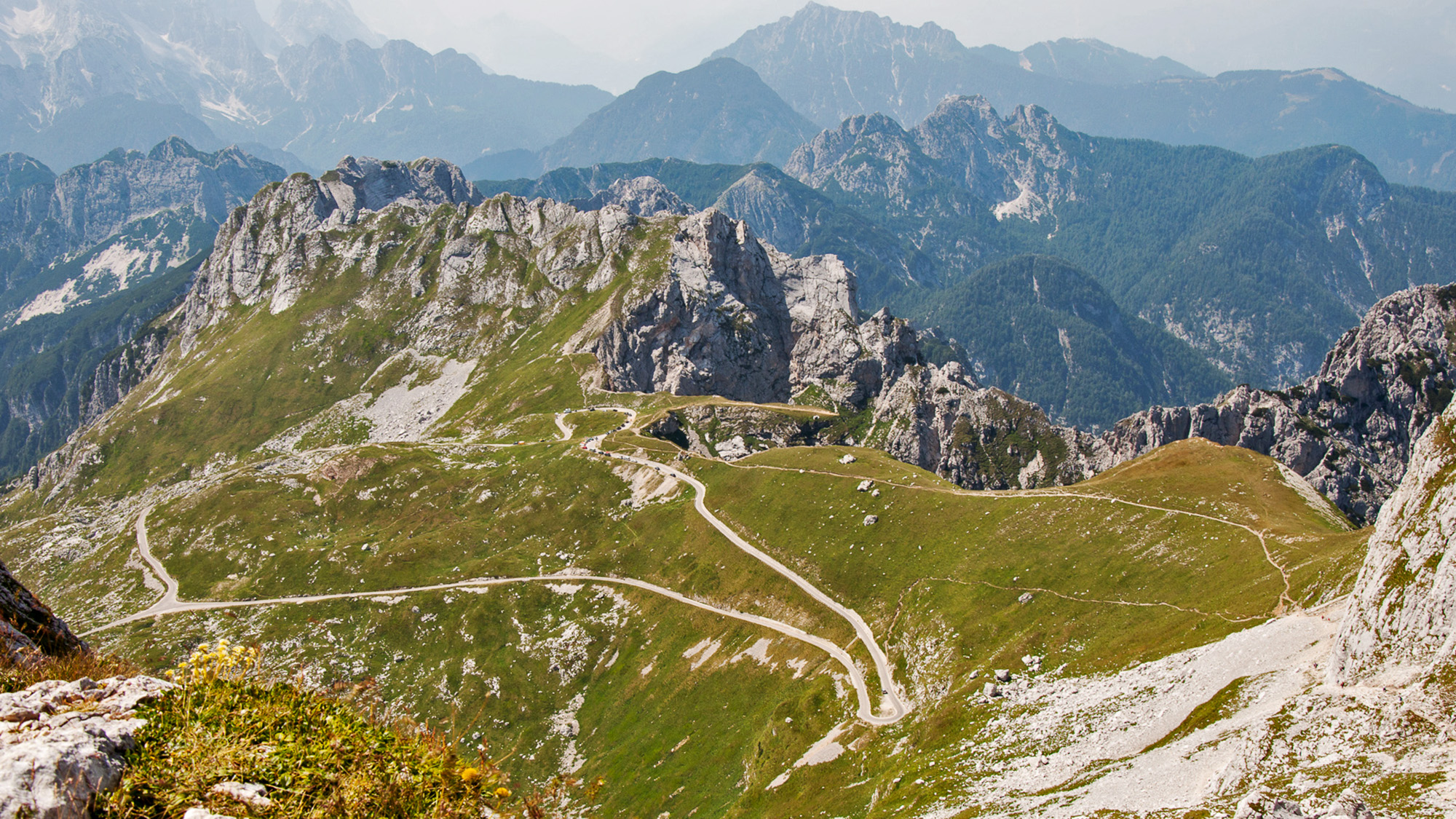 World S Greatest Driving Roads Julian Alps Slovenia Photos