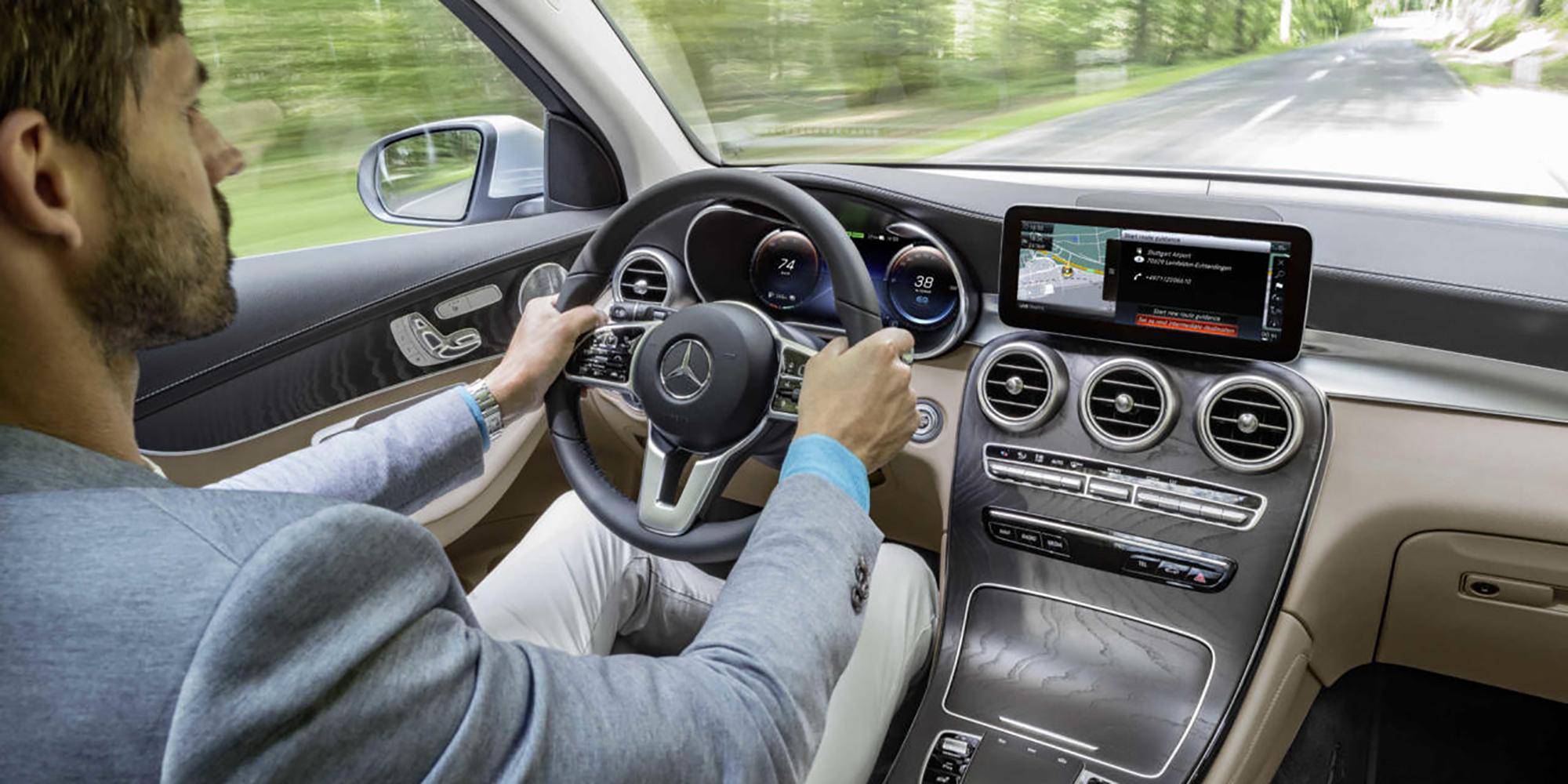 Mercedes Glc 2018 Release Date >> 2019 Mercedes-Benz GLC interior spied - UPDATE - Photos
