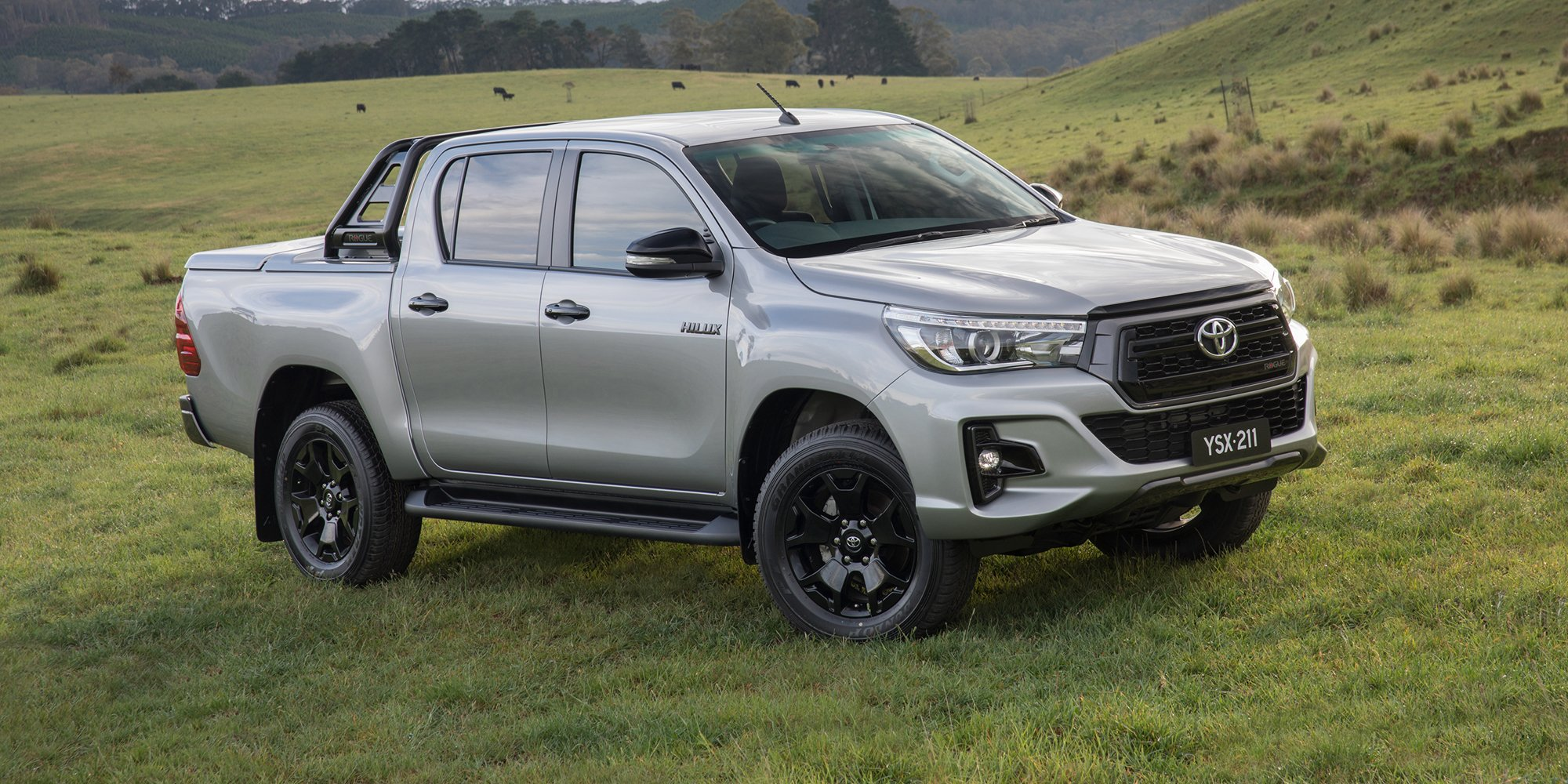 Toyota HiLux Rogue, Rugged, Rugged X announced for ...