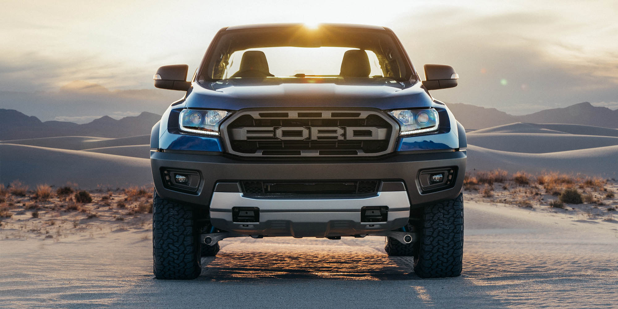 ford ranger raptor revealed
