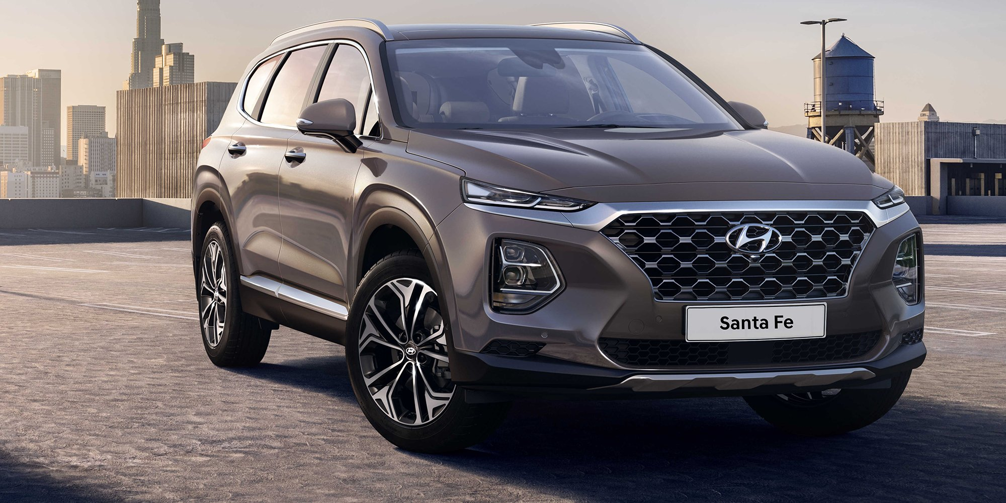 Hyundai I20 Reviews >> 2018 Hyundai Santa Fe revealed - UPDATE - Photos