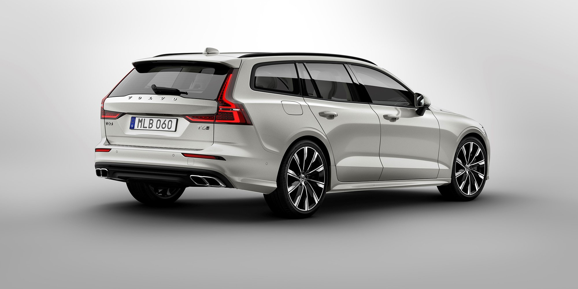 2018 volvo v60 revealed photos. Black Bedroom Furniture Sets. Home Design Ideas