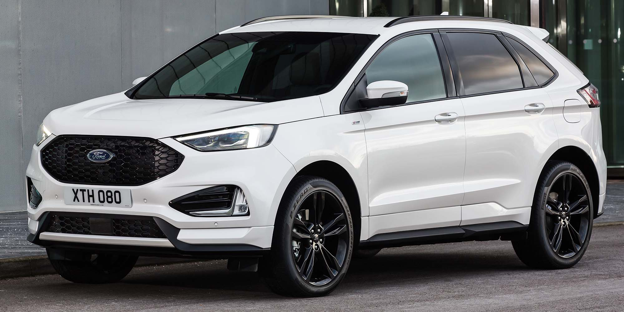 2018 Ford Edge Arrives In Europe With 175kW Bi-turbo