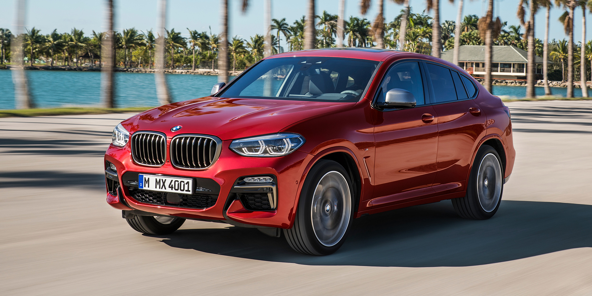 2019 BMW X4 revealed, here in Q3 - Photos