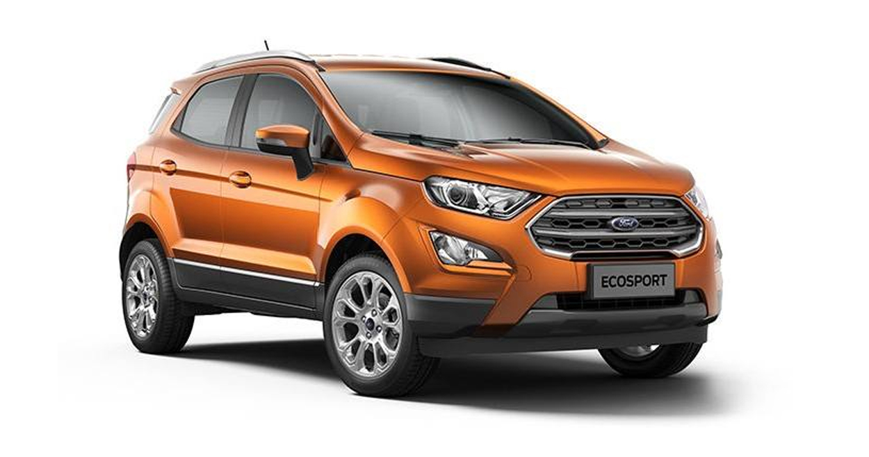 Ford Ecosport Review Specification Price Caradvice