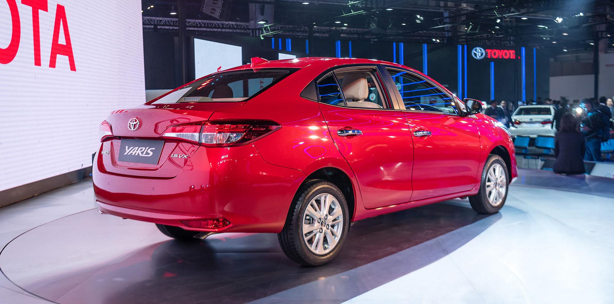 Toyota Cars India