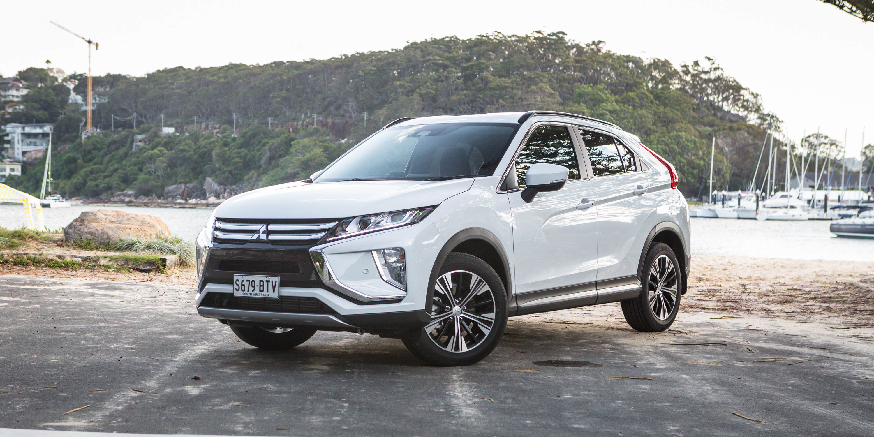 2018 mitsubishi eclipse cross exceed awd review photos caradvice. Black Bedroom Furniture Sets. Home Design Ideas
