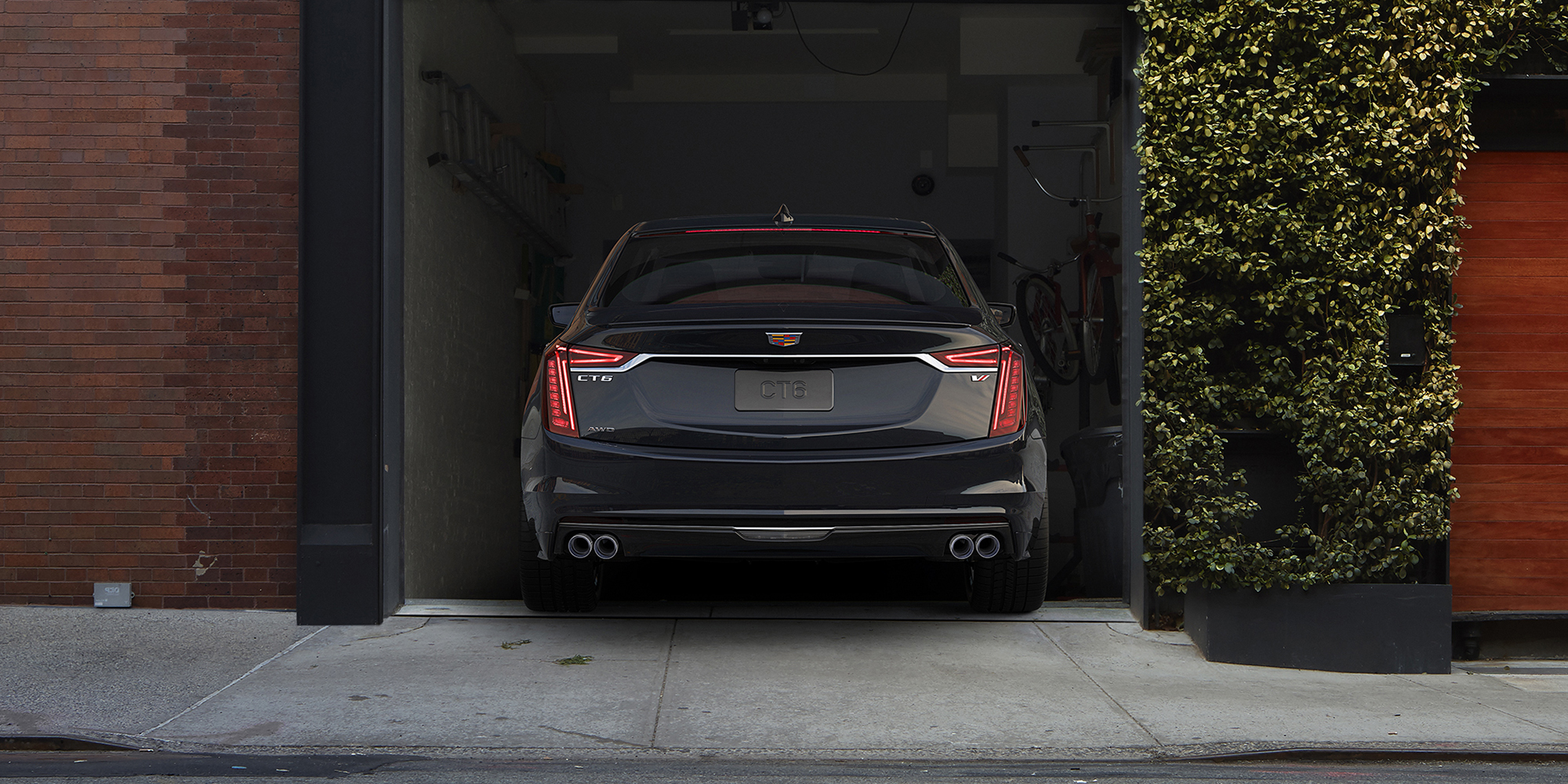 2019 Cadillac CT6 V-Sport debuts twin-turbo V8 - Photos