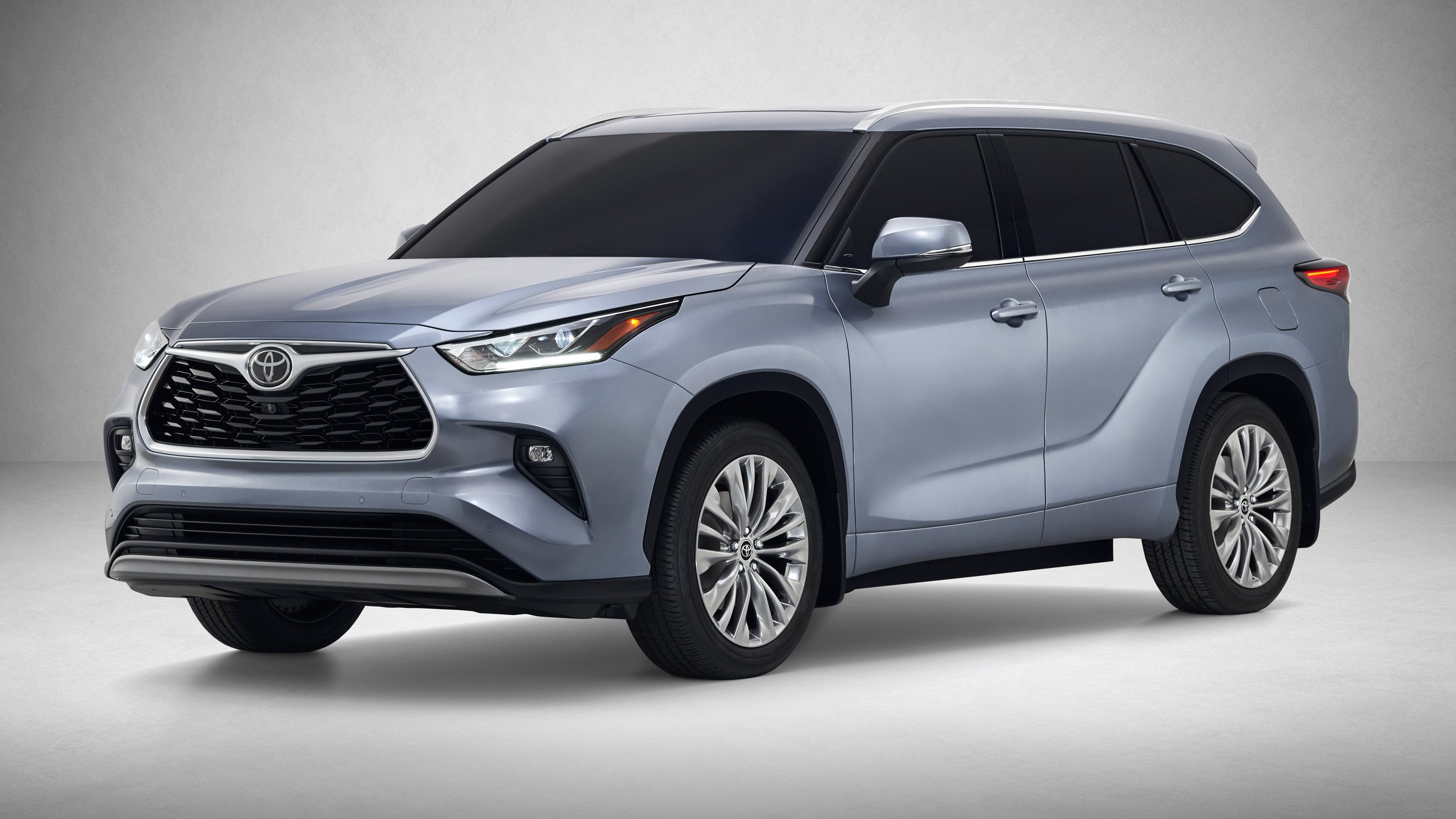 2020 Toyota Kluger Unveiled Australia To Get Hybrid Power