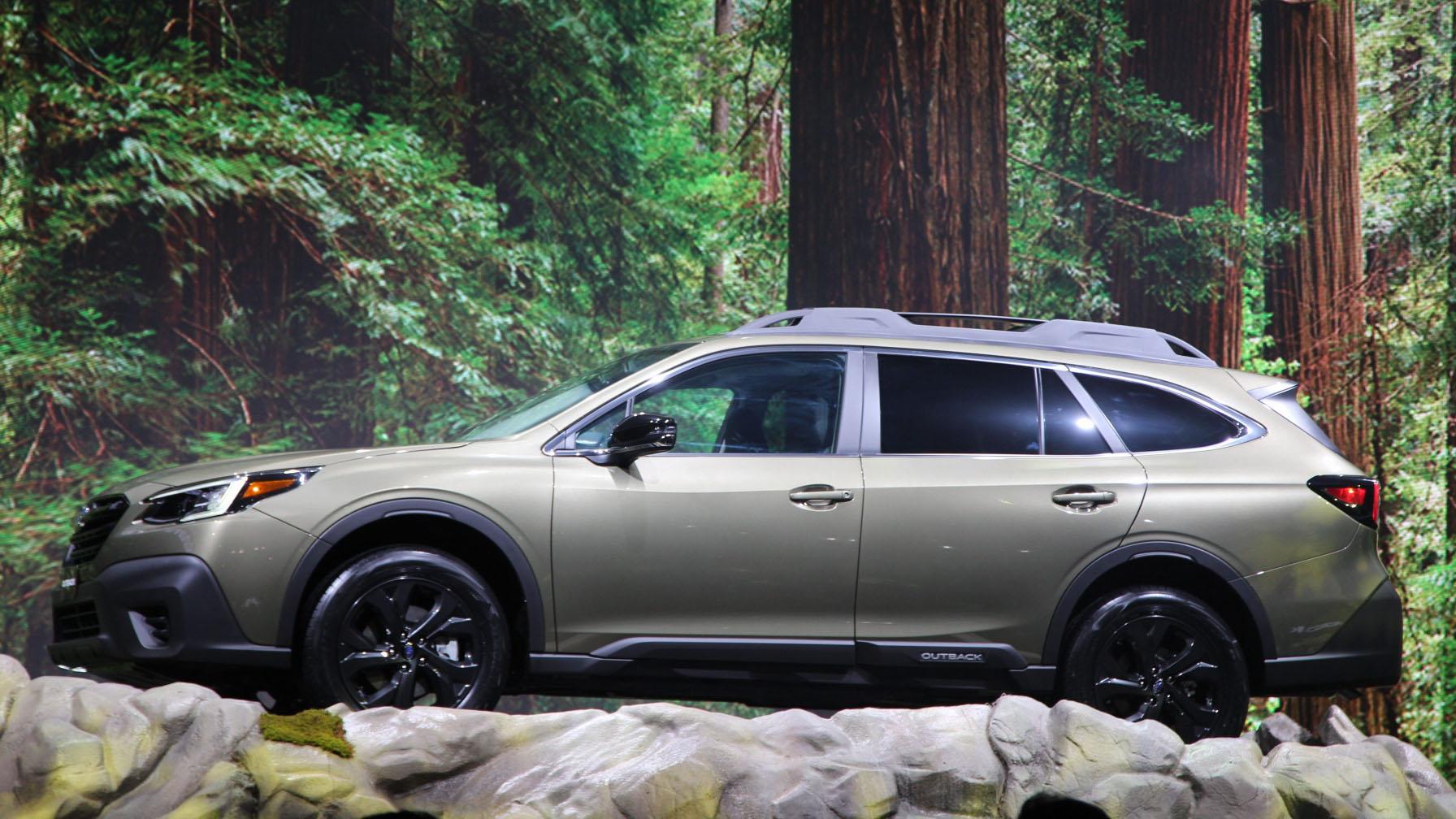 Bmw Mountain View >> 2020 Subaru Outback unveiled: Australian launch late 2019 ...