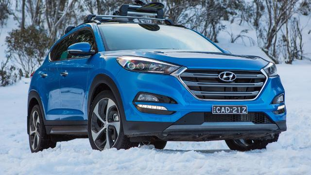 2016 Hyundai Tucson Review - Australian Launch